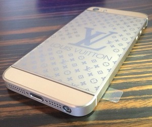 iphone, Louis Vuitton, and luxury image