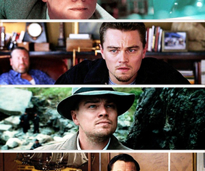 blonde, Leo, and leonardo dicaprio image