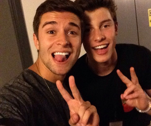 shawn mendes and jake miller image