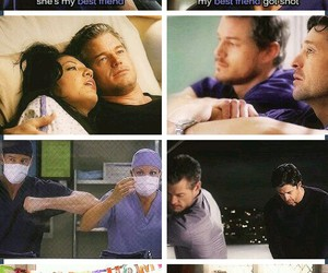 best friends, greys anatomy, and mark sloan image