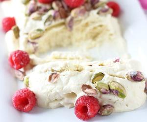 nuts, pistachio, and semifreddo image