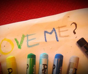 colors and love me image