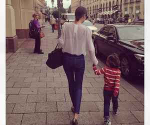 miranda kerr and flynn bloom image