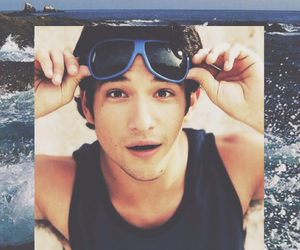 tyler posey and blue image