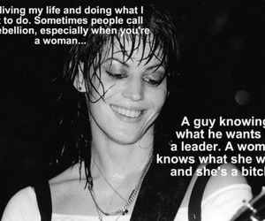 joan jett, music, and the runaways image