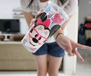 cool, disney, and minnie mouse image