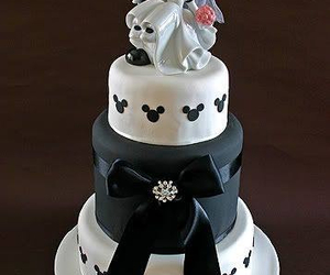 black, bow, and heart it image