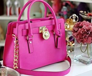 pink and bag image