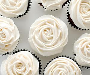 cupcakes, food, and yum image