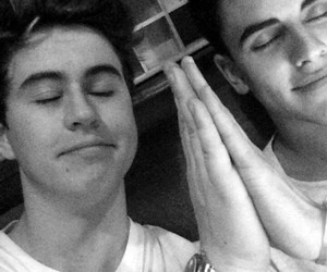 grier, cute, and baes image