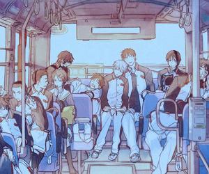 anime, Boys Love, and basket image