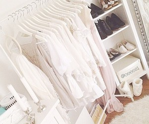 white, fashion, and interior image