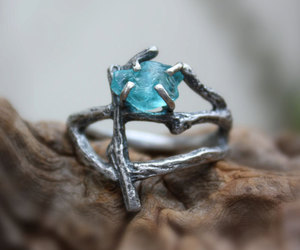 bague, etsy, and nature image