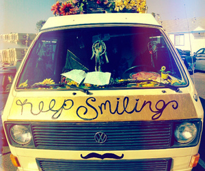 fun, hippie, and smile image