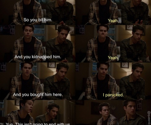 funny, hilarious, and stiles image