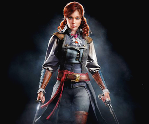 elise, assassin's creed, and assassin's creed unity image