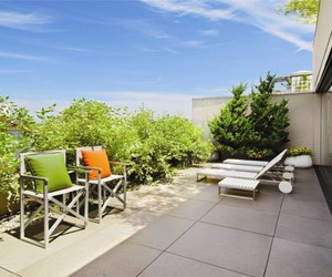 decor, green, and outdoors image