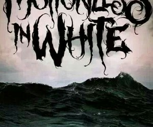 motionless in white, miw, and bands image