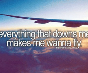 fly, Lyrics, and one republic image