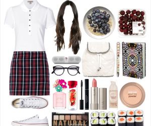 backpack, beauty, and fashion image