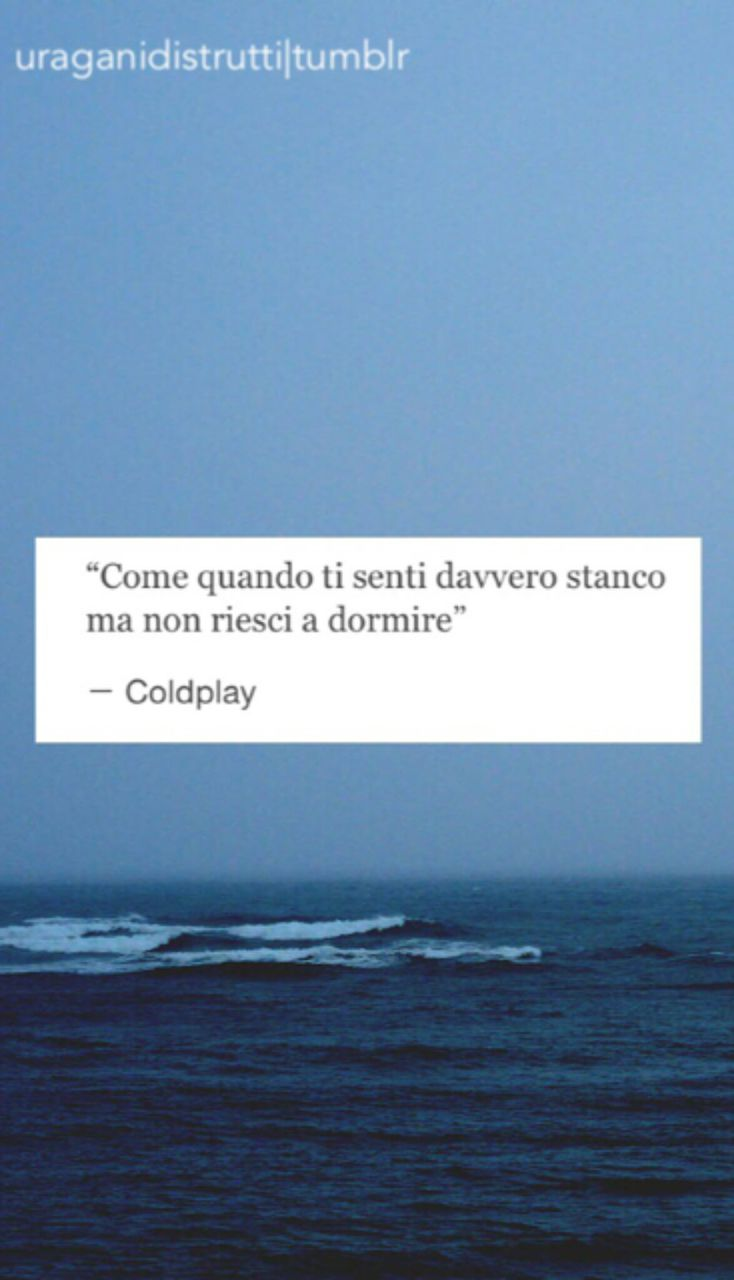 Coldplay Shared By Tommoslove On We Heart It