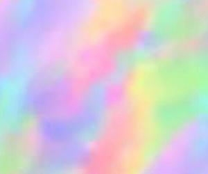 pastel, background, and rainbow image