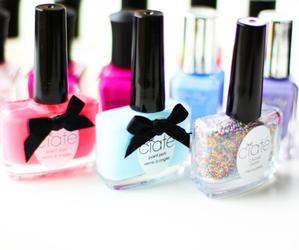 colors, nail polish, and ciaté image