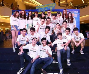 hormones, gth, and hormones the series image