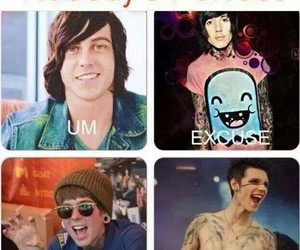 bands, kellin quinn, and andy biersack image