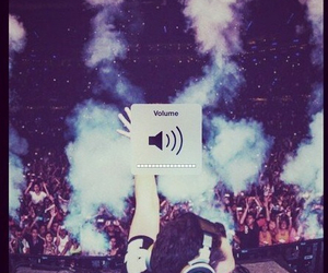 dj, party, and music image