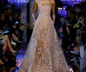 elie saab and runway image