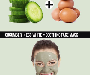 diy, mask, and tips image