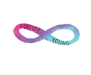 forever and infinite image