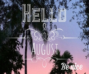 adorable, amazing, and August image