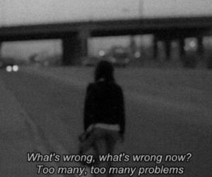 problem, sad, and wrong image