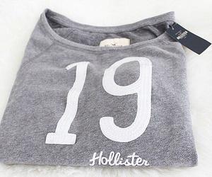 hollister, fashion, and grey image