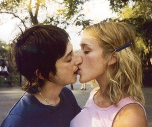kiss and Harmony Korine image