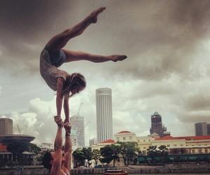 balance, dance, and dancing image