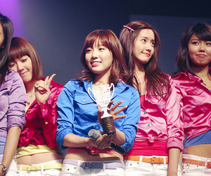 gee, jessica, and snsd image