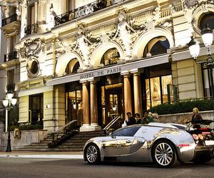 luxury, car, and paris image