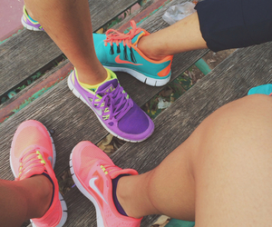 fashion, fit, and nike image