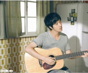 boy, guitar, and cute image