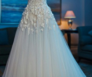 bridal, dress, and bridal gowns image