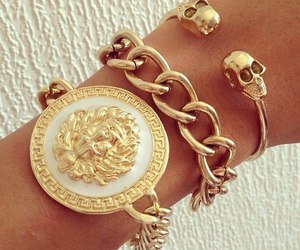 accessories, awesome, and gold image