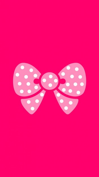 Bow Pink Wallpapers For Iphone 5s Backgrounds Iphone