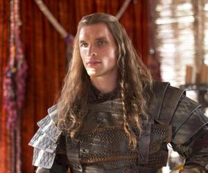handsome, hbo, and long hair image