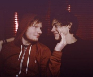 harrystyles and edsheeran image