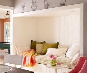 decor, interier, and nook image