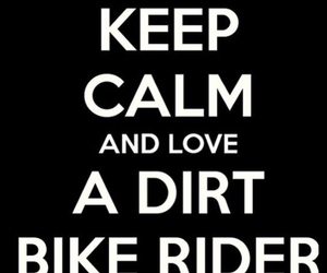 dirtbike, motocross, and rider image