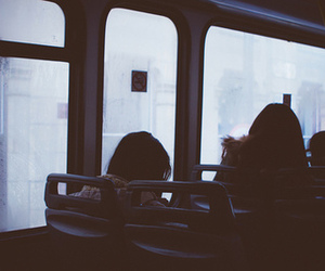 bus, grunge, and indie image
